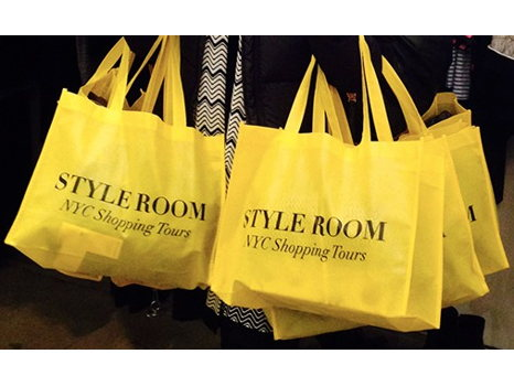"""Style Room NYC"" Shopping & VIP Fashion Tour for 10"