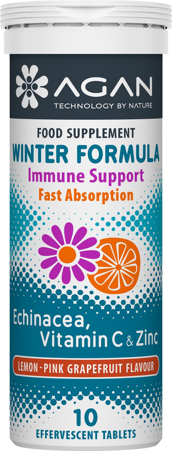 WINTER FORMULA IMMUNE SUPPORT