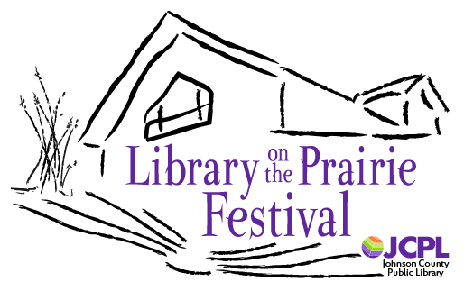 Library on the Prairie Festival logo