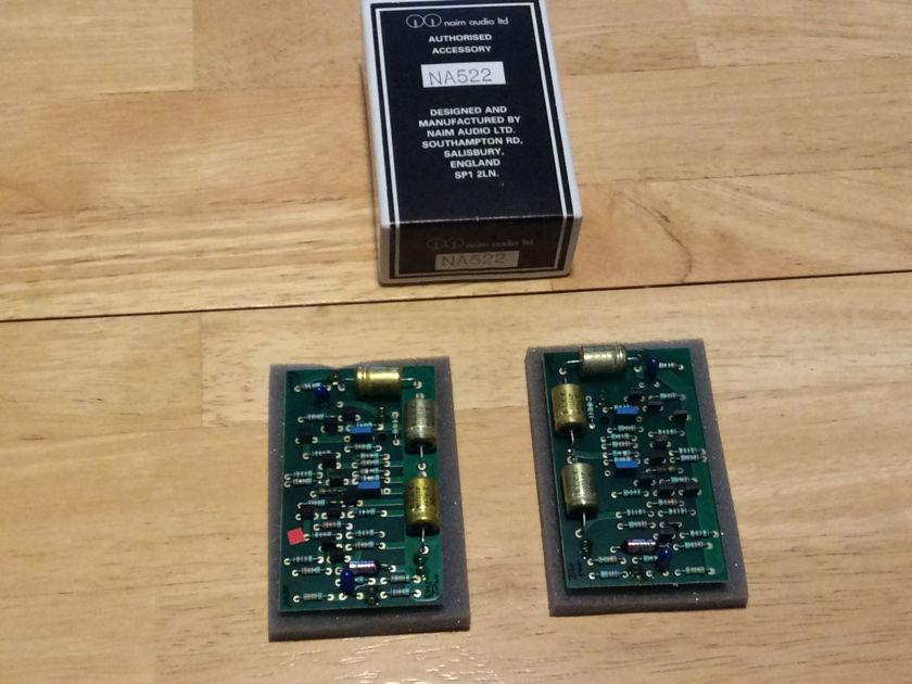 Naim 522 phono boards MM