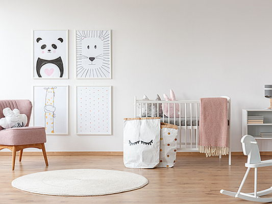 Sant Just Desvern - Read our winter tips for the best materials and bedding to keep your baby's nursery cosy all winter.