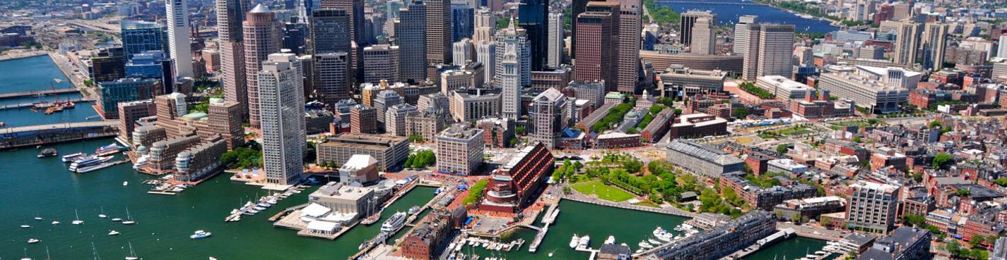 Экскурсия в Бостон из Нью-Йорка