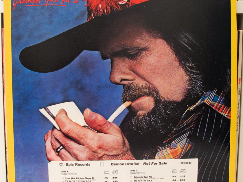 Johnny Paycheck - Greatest Hits, Volume II, (1978) Near Mint