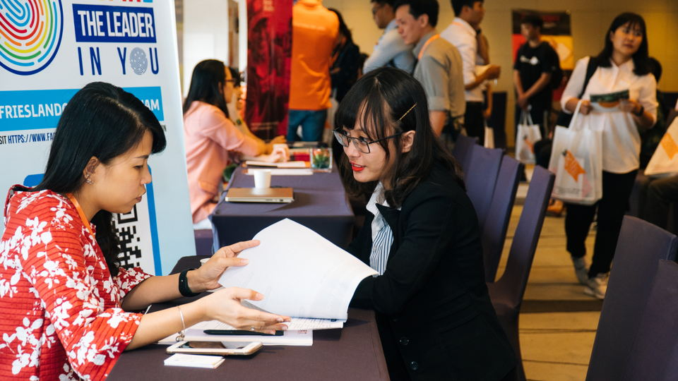 Holland Career Fair: Connecting International Minds