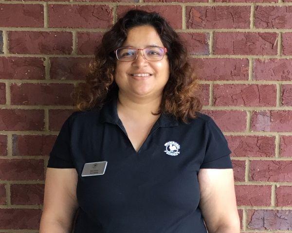 Aliya Tirmizi , Team Member