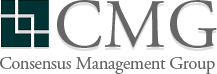 Logo for Consensus Management Group