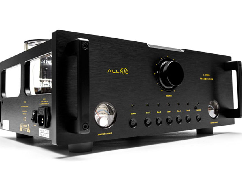 Allnic  L-7000 NEW line stage