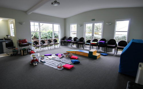 Courtyard Room: Activities & events room with kitchenette in Remuera - 0