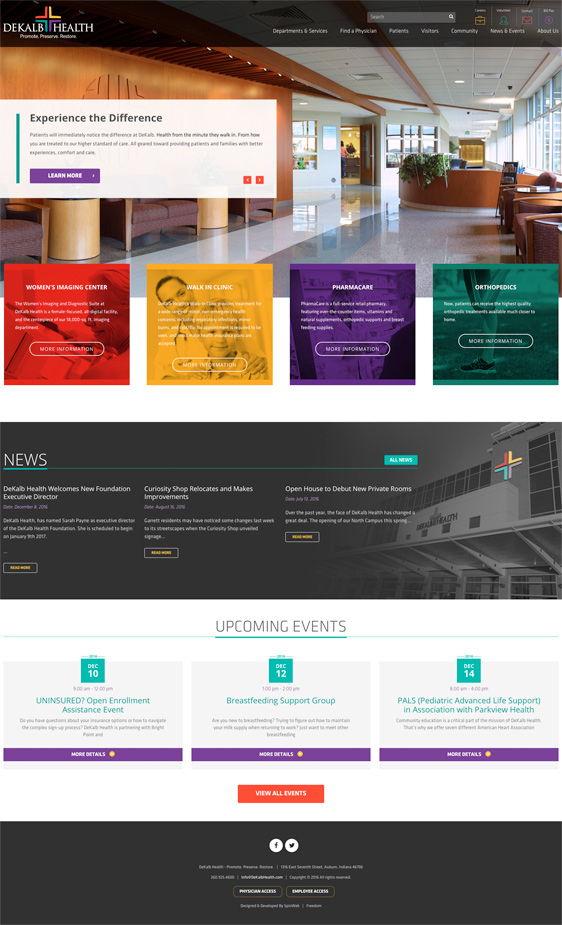 Dekalb Homepage