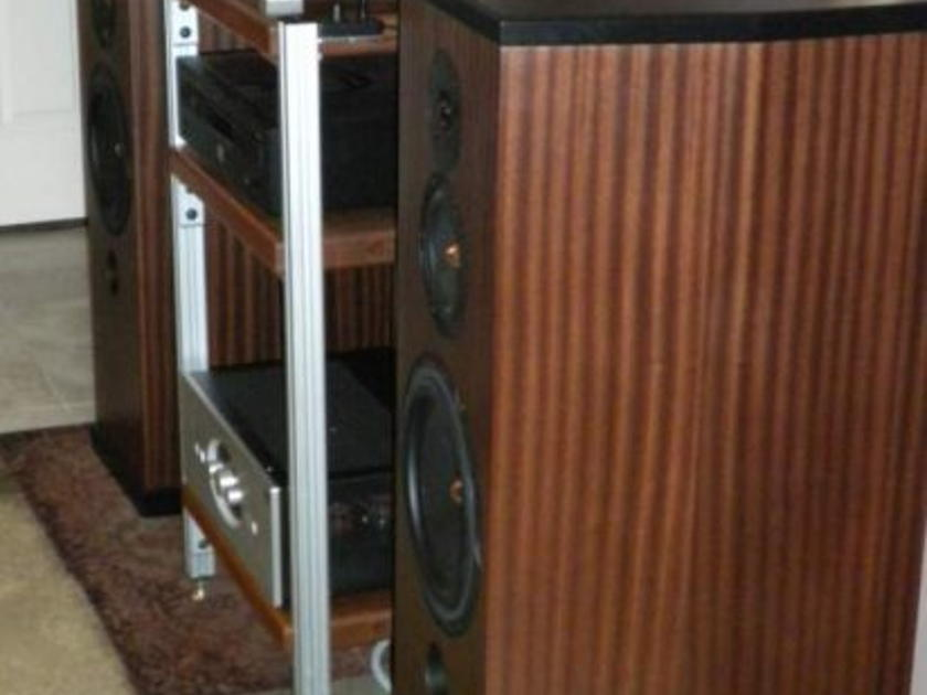 Tyler Acoustics MM5 Mastering Monitors (Floorstanding version)