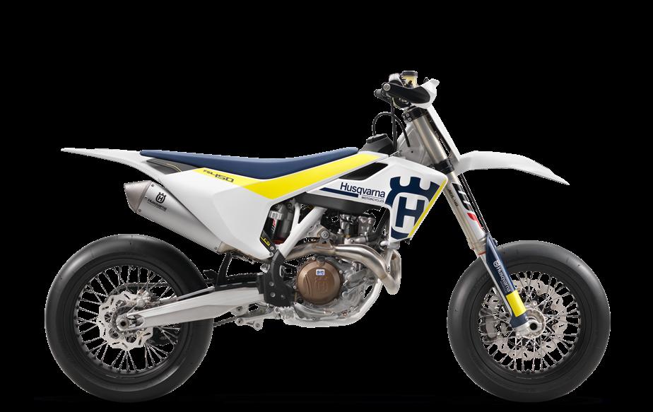 2017 HUSQVARNA MOTORCYCLES FS450