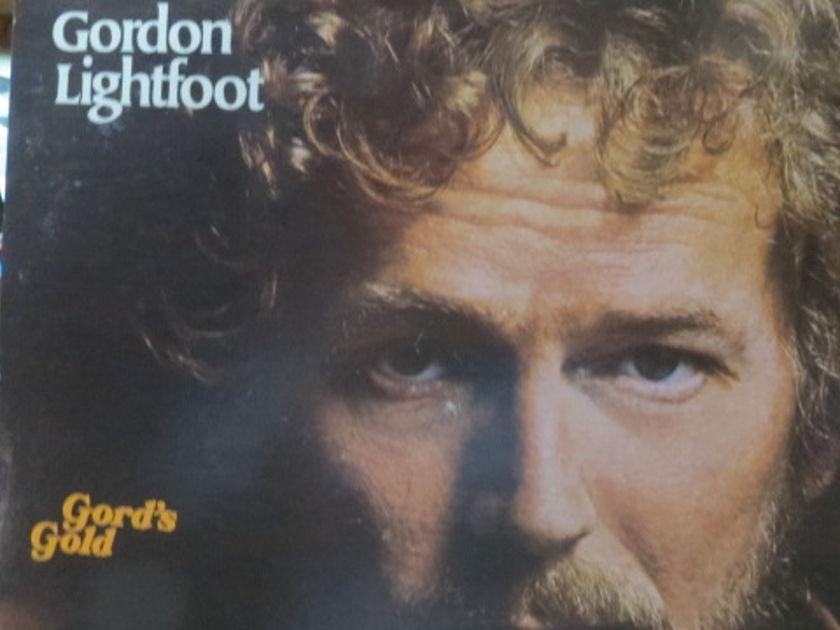 GORDON LIGHTFOOT - GORD's GOLD 2 LP BEST OF