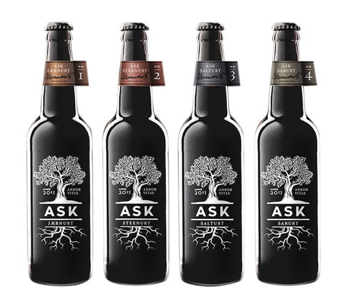 ASK beer - 4 variants image