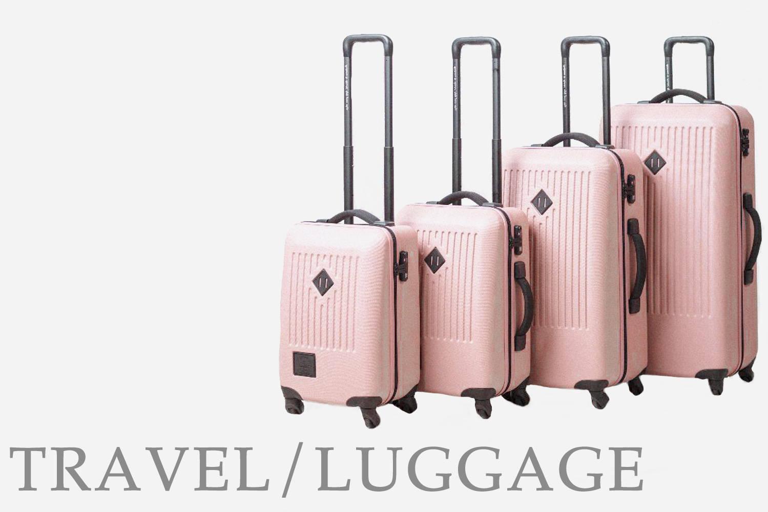 Shop Womens Travel / Luggage