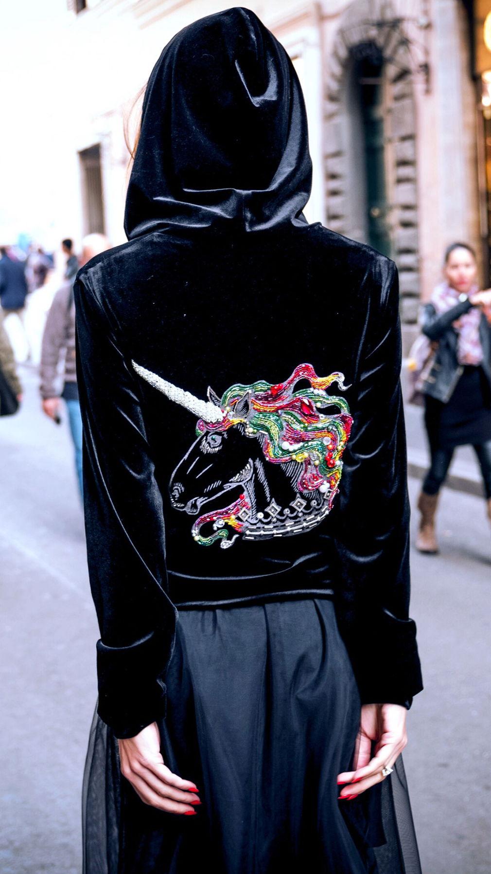 Худи Demi-Couture Unicorn