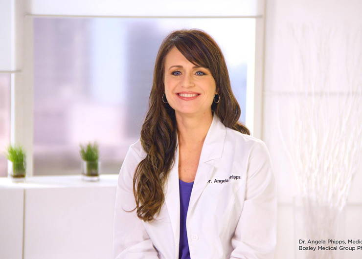 Dr. Angela Phipps  Hair Loss Expert