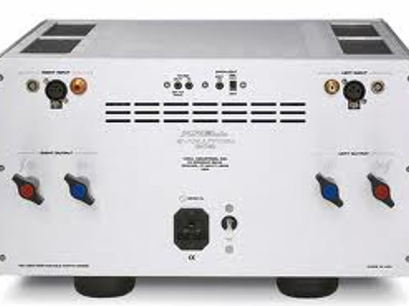 Krell Evolution 302 Power Amplifier, Silver, New with Full Warranty
