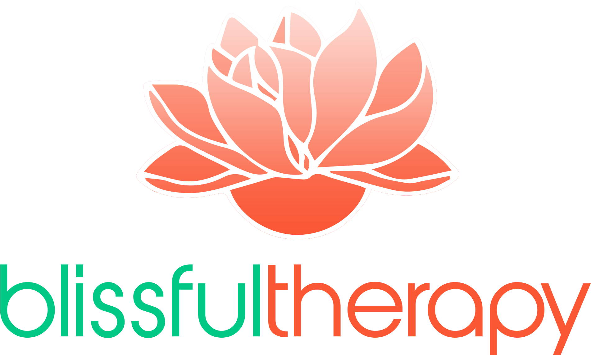 Blissful Therapy Logo