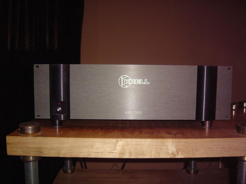 Krell  KAV 500 5 Channel Amplifier