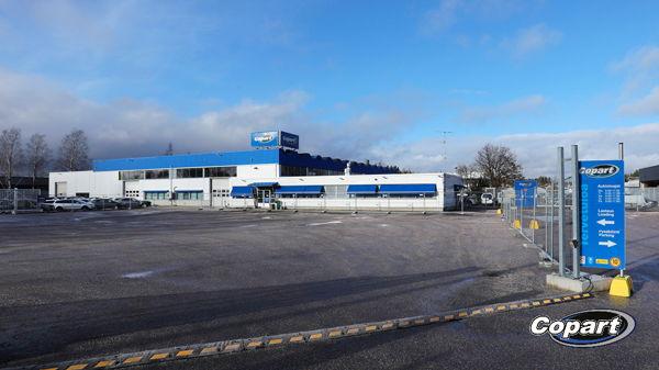 Copart Suomi Oy, Espoo