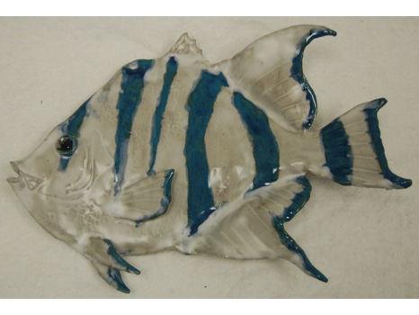 Harry Phillips Atlantic Spade Fish Sculpture