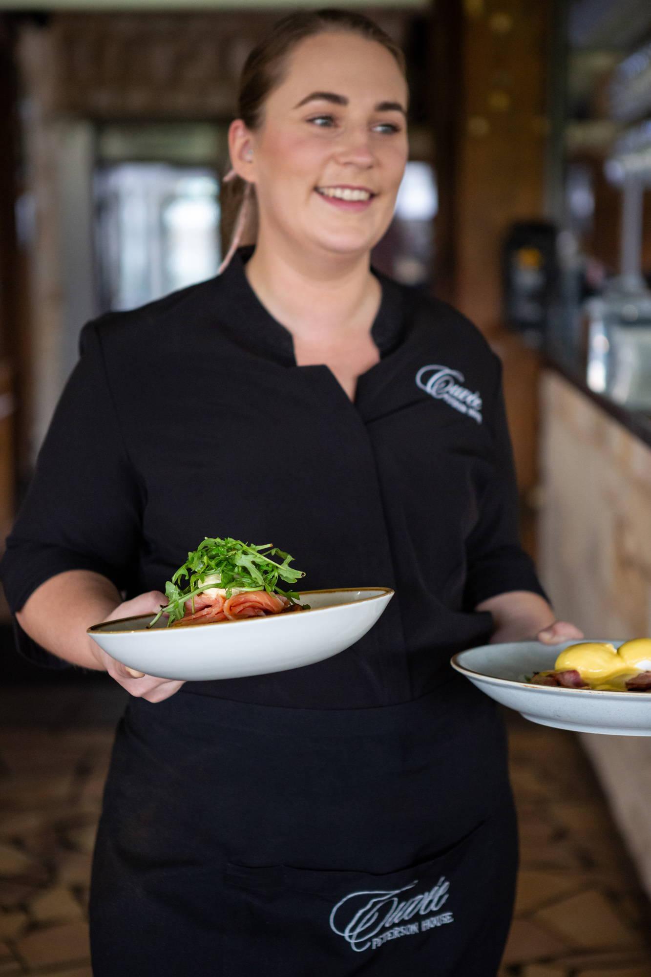 Beautiful Breakfast at Cuvee Restaurant in Hunter Valley Winery