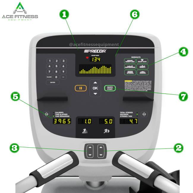 best precor amt 835 open stride, top selling precor amt 835 elliptical, top precor amt 835 2021