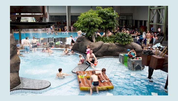 aquapark oberhausen die wasserlandschaft