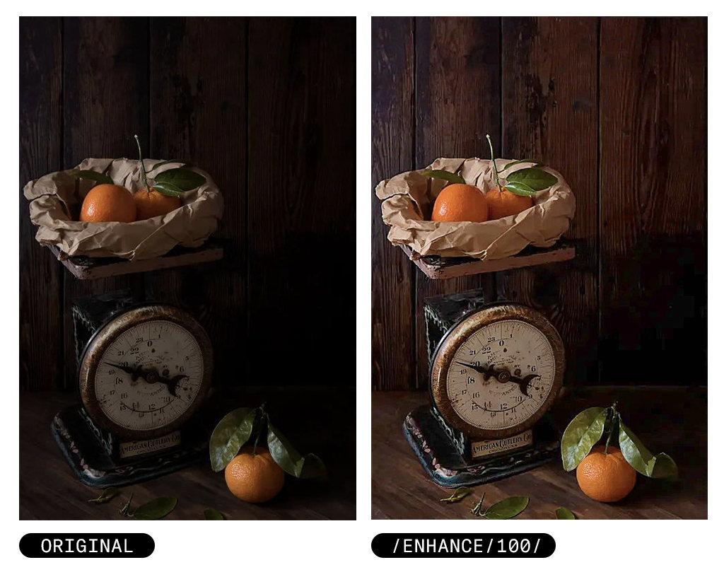 Improve image exposure, brightness, and sharpness automatically