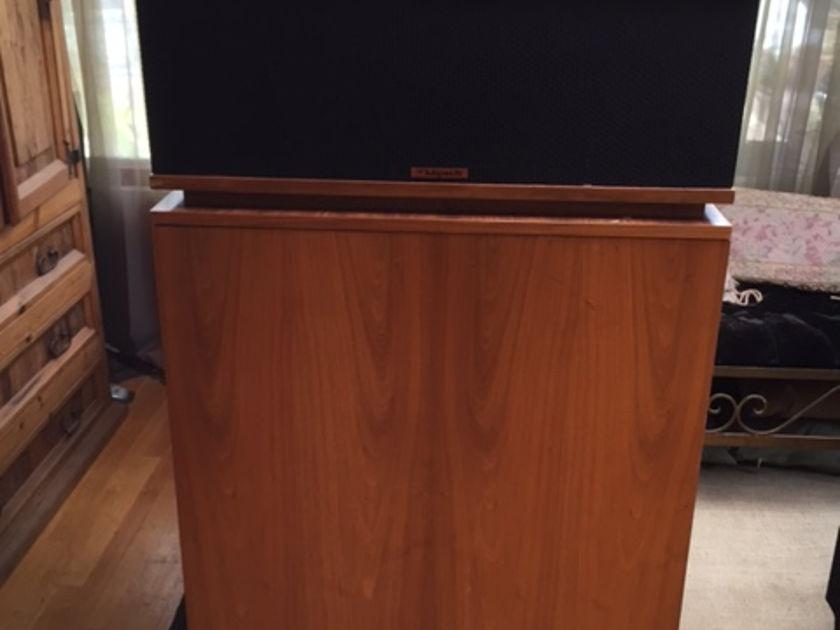 Klipsch Klipschorn Corner Speakers w/Amp