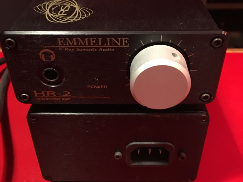 Ray Samuels Emmeline HR-2 Headphone Amplifier