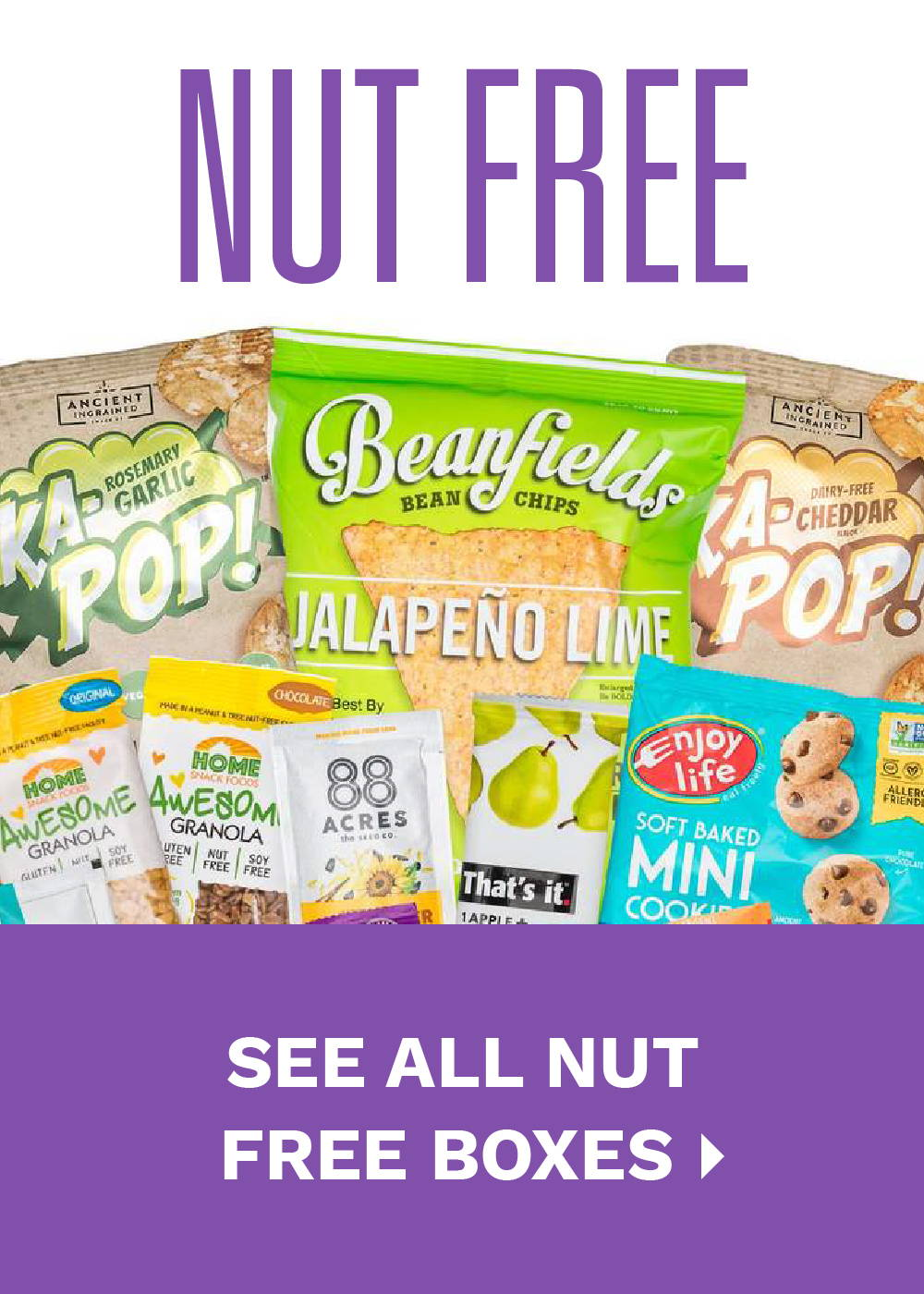 Nut Free Boxes