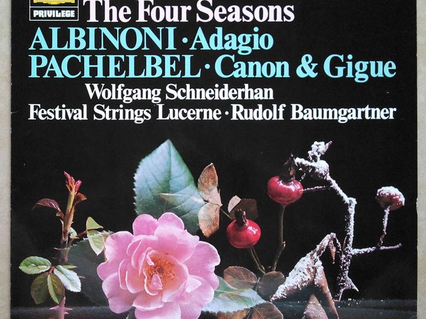 DG/Schneiderhan/Baumgartner/Vivaldi - The Four Seasons / NM