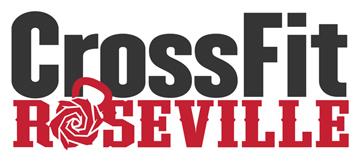 CrossFit Roseville logo
