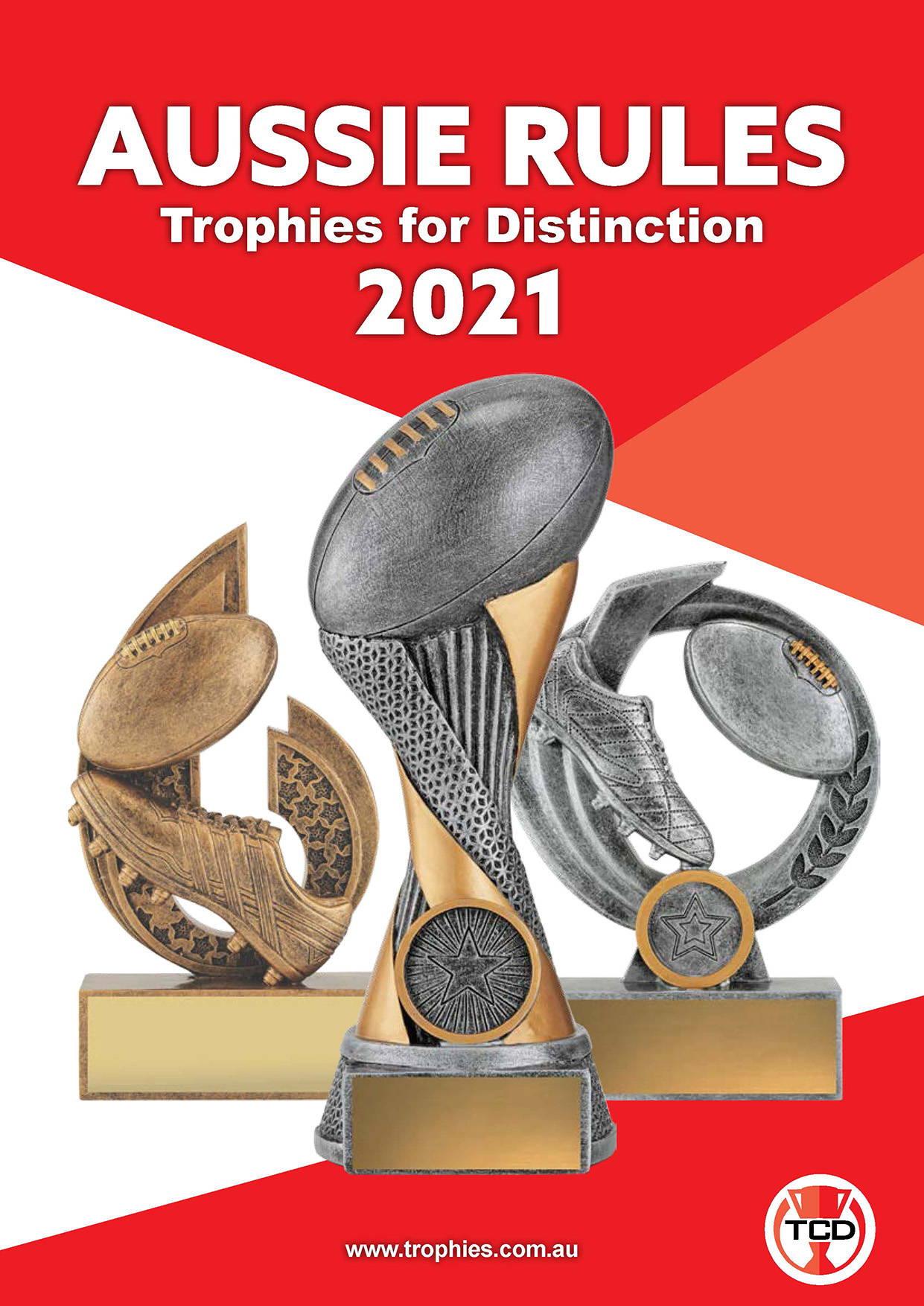 TCD AFL Catalogue 2021