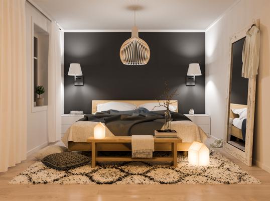 Vermeiden Sie diese fünf Fehler, wenn Sie Ihr Schlafzimmer einrichten
