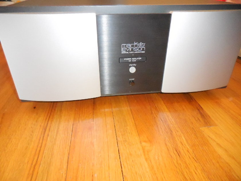 Mark Levinson 433 200w x3 amplifer
