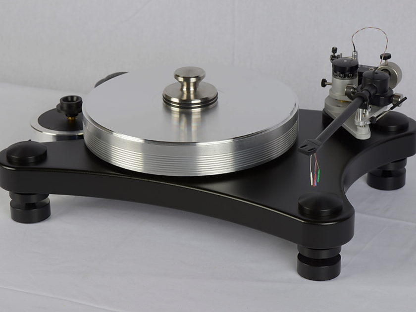 "VPI Industries Prime Turntable w/10"" 3D Tonearm - HRX Weight Included (Dealer Demo w/ Manufactures Warranty)"