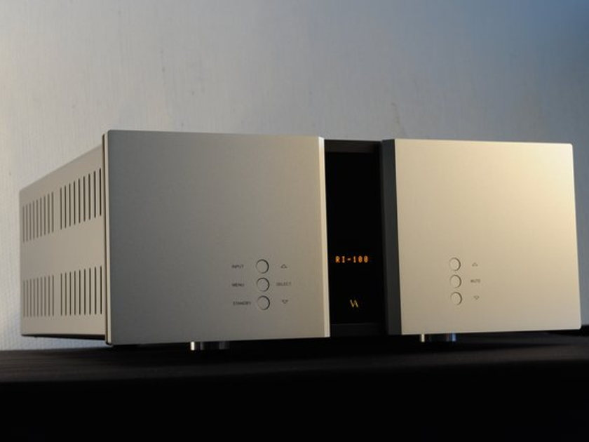 Vitus Audio RI-100 integrated amp available now, inquire for price