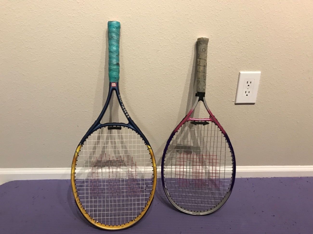 RENTERS BAY: Tennis Racquet Good condition