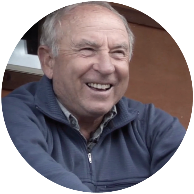 Yvon Chouinard 1% for the Planet