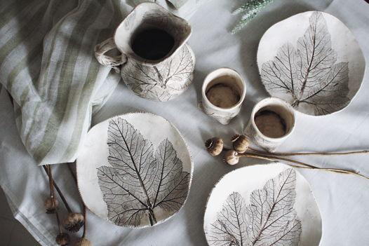 Набор тарелок «Рустик»