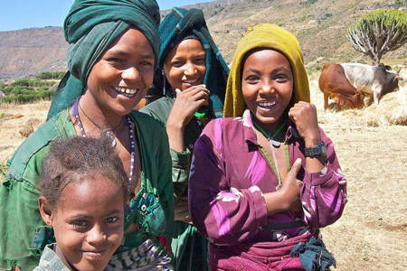 Meet a Local Family in Addis