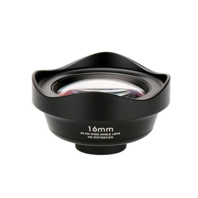 wide range lens for smartphone