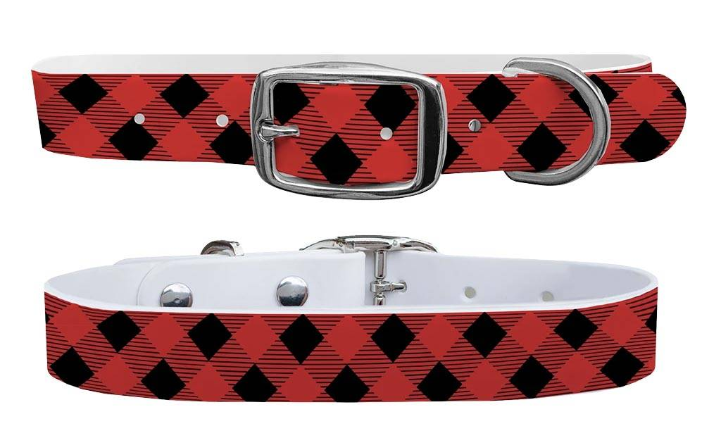 C4 dog collar