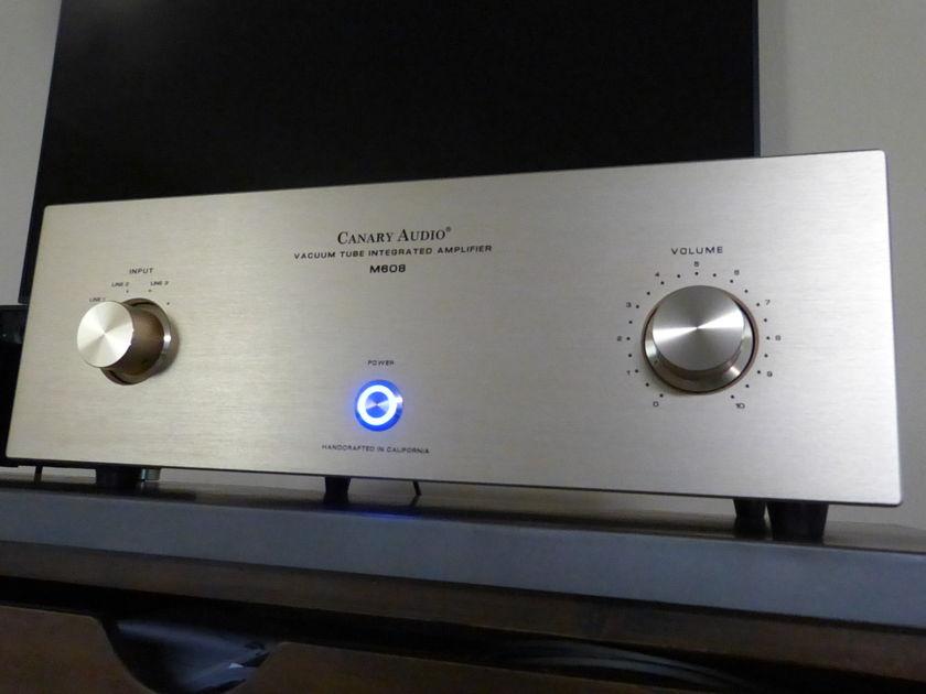 Canary Audio M608 Demo unit excellent condition