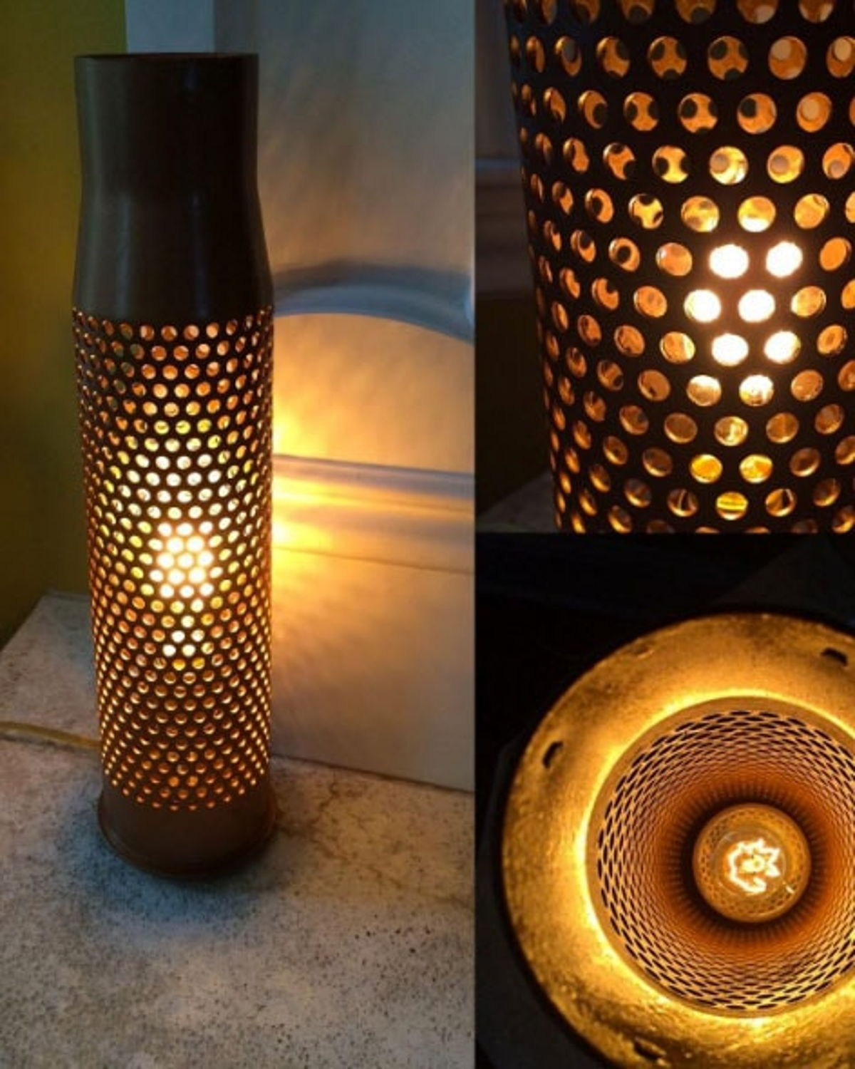 How Do You Make A Lamp Using Anything As A Base?