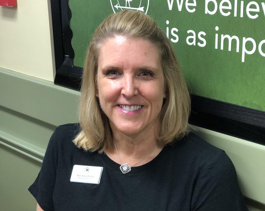 Kelly Brown , Private Pre-Kindergarten Assistant Teacher