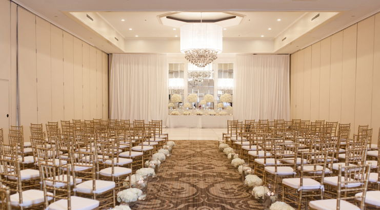 Inspiration Guide: Hotel Ballrooms