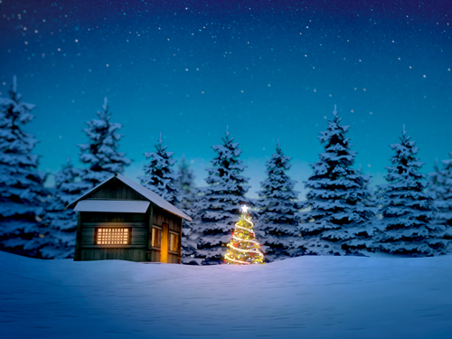 Have yourself an eco little Christmas with solar-powered Christmas lights